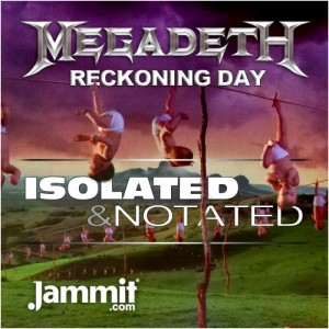'Reckoning Day' Now On Jammit!