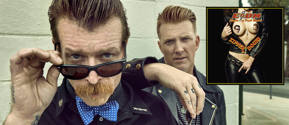 Eagles of Death Metal - Zipper Down - Out Now